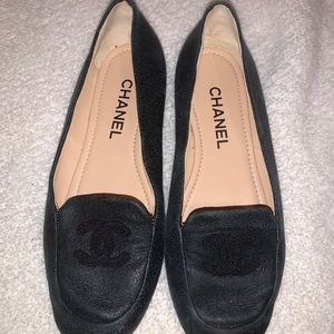 Chanel Classic Loafers